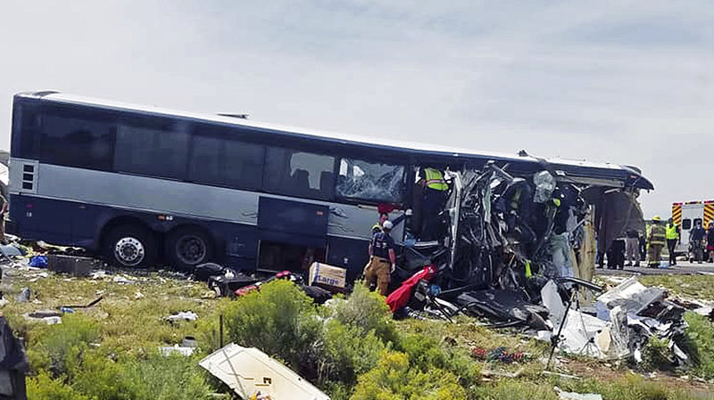 Image result for greyhound crash new mexico